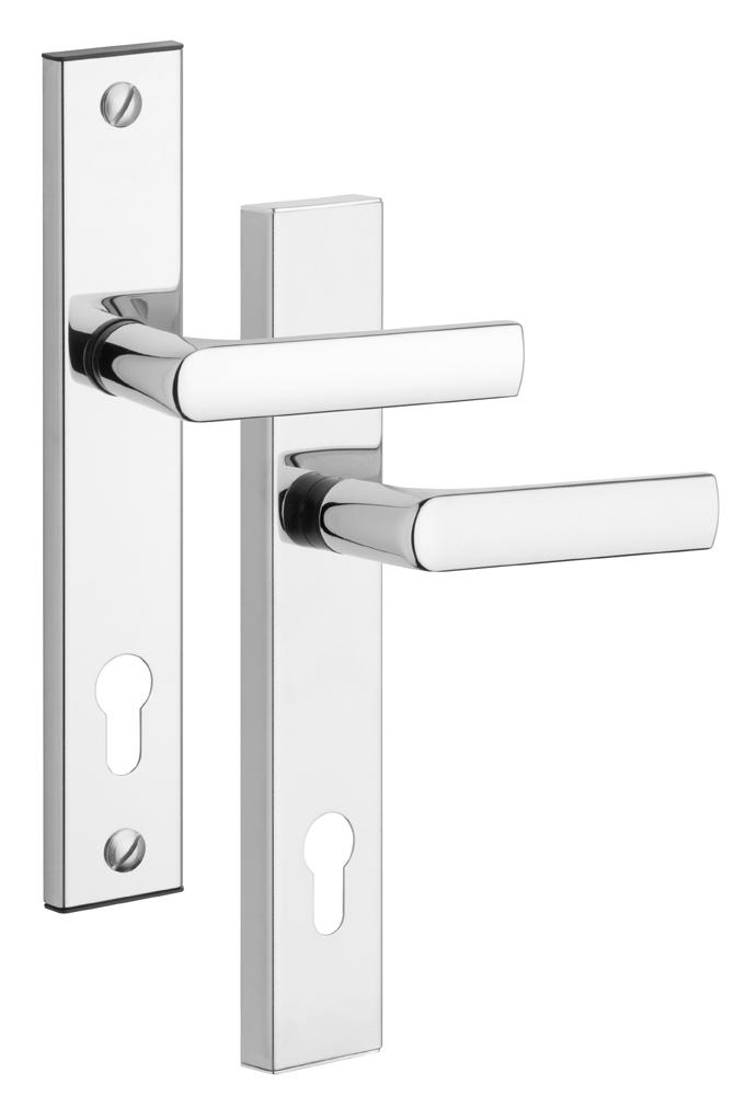 Bezpečnostní dveřní kování BK807/90 CR